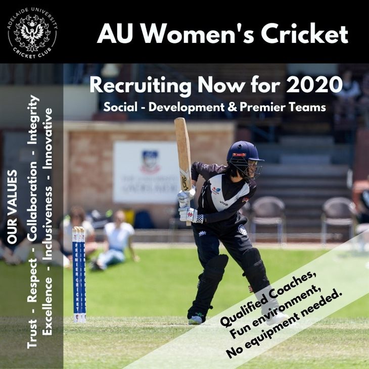 Women's  Cricket 2020