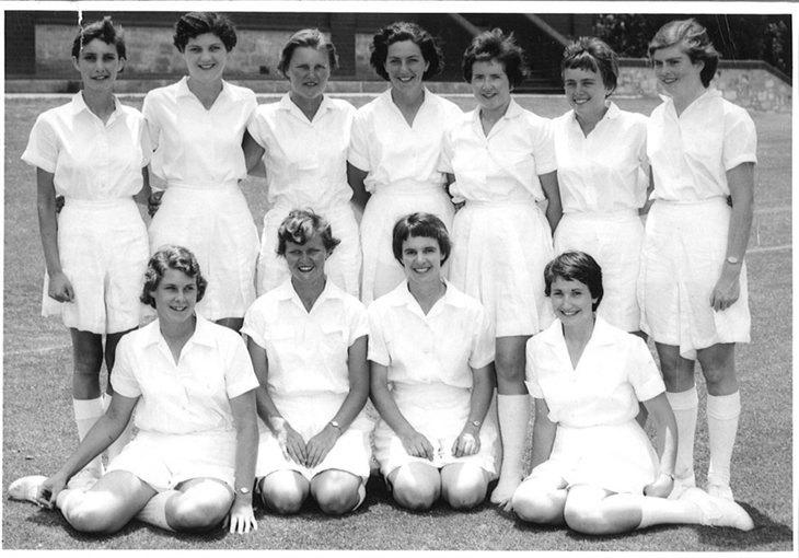 1959  Womens  Cricket