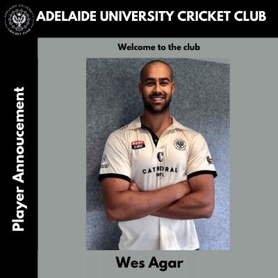 Wes  Agar